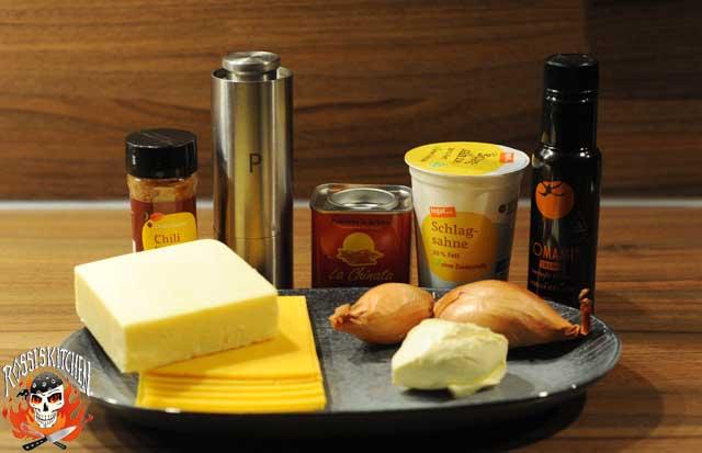 Boston Cheese Sauce